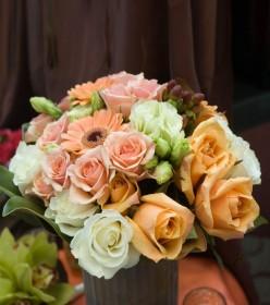 Pristato gėles